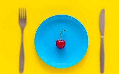 ¿Es verdad que las cerezas engordan?