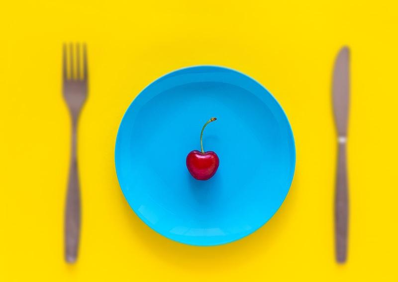 Las cerezas no engordan debido a su escasa cantidad de calorías.