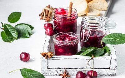 Fácil y sencillo: Cómo hacer mermelada de cerezas casera
