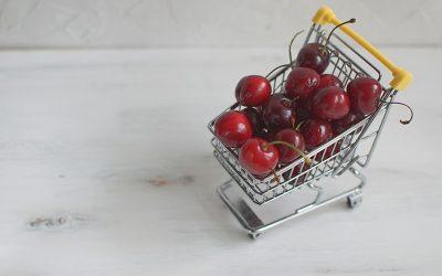 Comprar cerezas por internet: ¿Es recomendable?