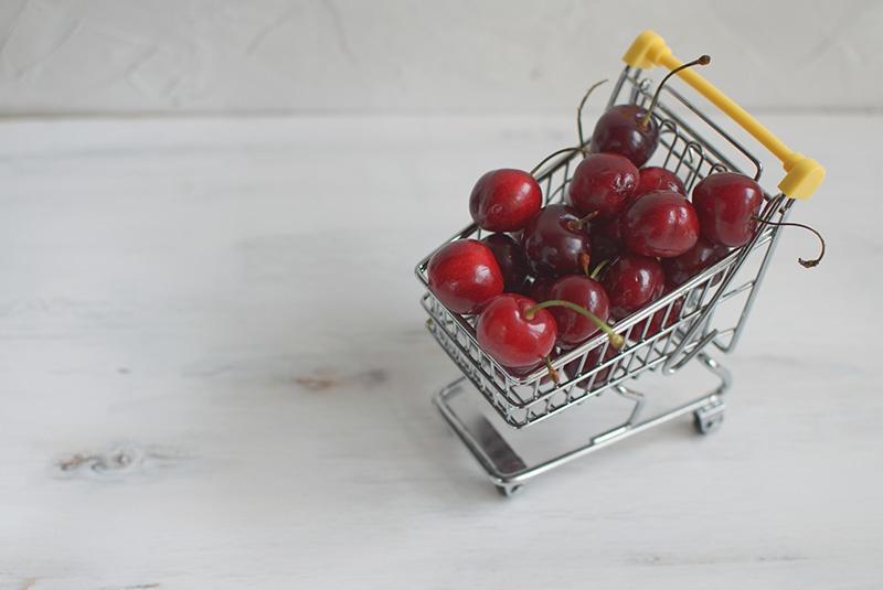 Comprar cerezas por internet