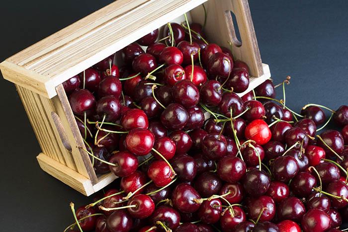 variedades de cerezas
