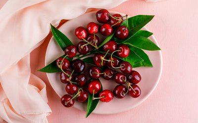 Propiedades de las cerezas en ayunas ¿las conoces?