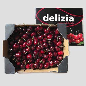 Caja de cerezas 2kg delizia