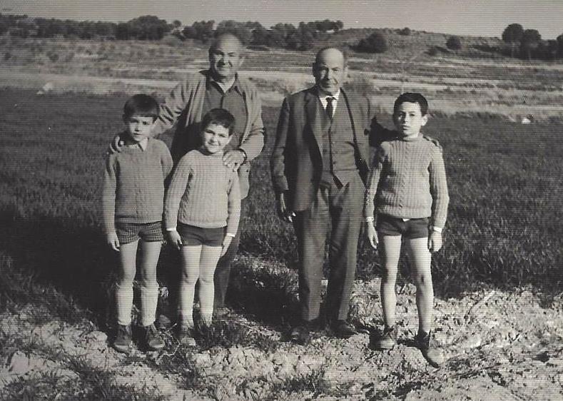 familia gilart cerezas delizia tradición familiar