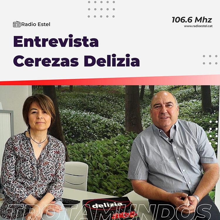 entrevista cerezas delizia